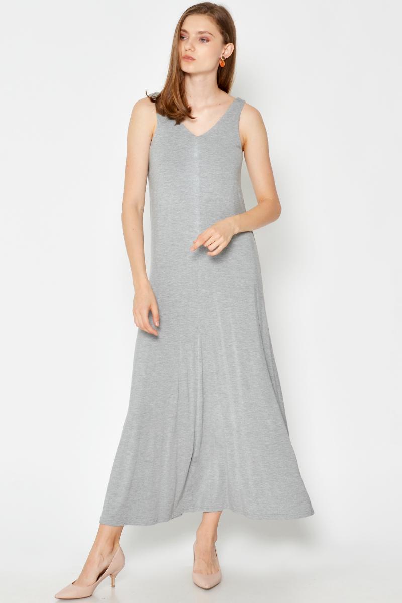 JOLENE BASIC MAXI DRESS