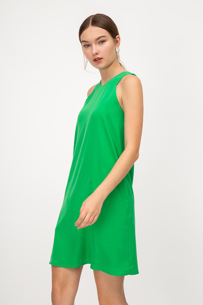 SHANZIE TRAPEZE DRESS