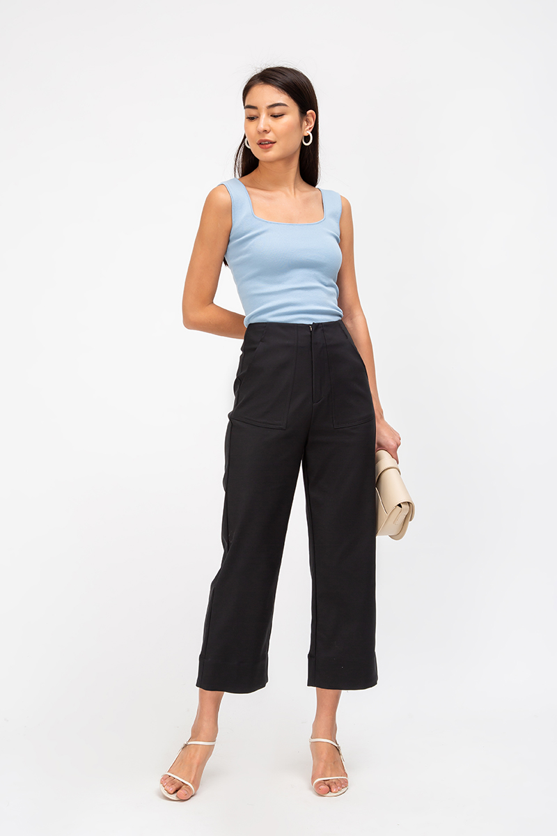 CORMAC STRAIGHT LEG PANTS
