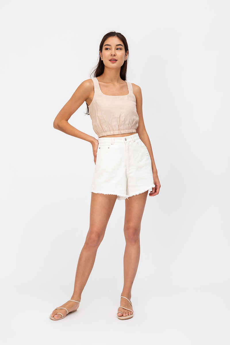 AUBRIE CROPPED TOP