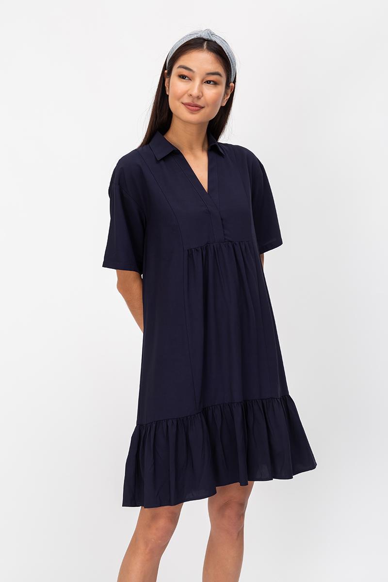 TESSA SHIRT DRESS